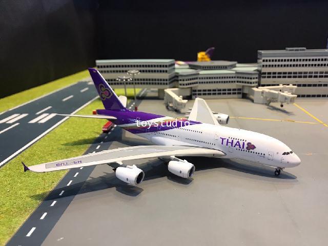 Phoenix 1:400 Thai A380 HS-TUB 2nd Ed PH1665