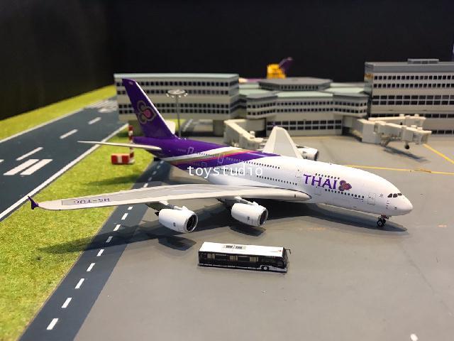Phoenix 1:400 Thai A380 HS-TUC 2nd Ed PH1664