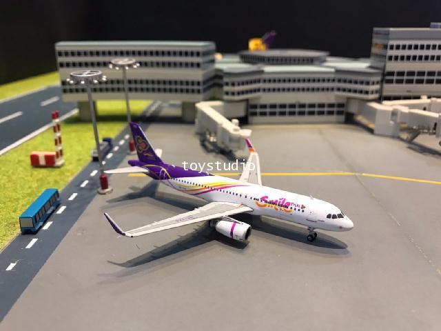 Phoenix 1:400 Thai Smile A320 HS-TXS PH1662