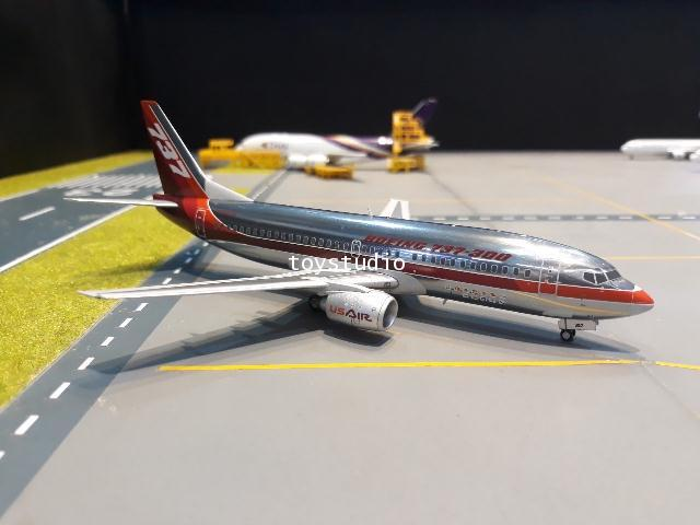 JC Wings 1:200 Boeing 737-300 US Air 1984 N352AU XX20050