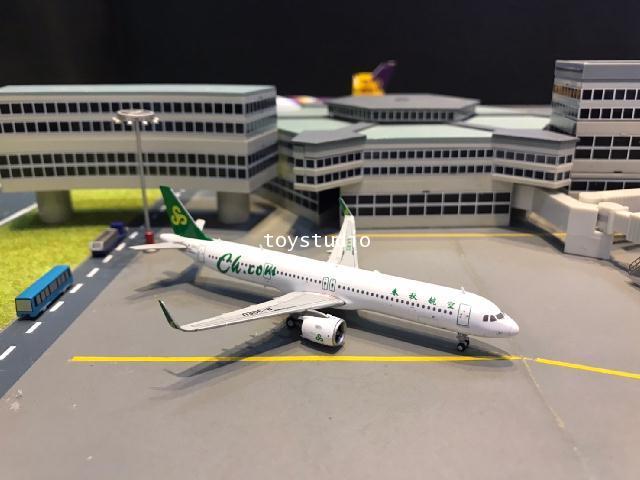 JC Wings 1:400 Spring A321NEO B-30EU XX4438