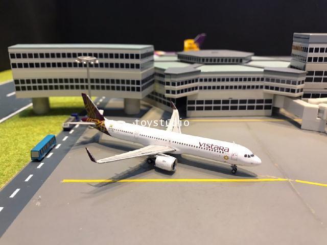 JC Wings 1:400 Vistara A321NEO VT-TVA XX4454