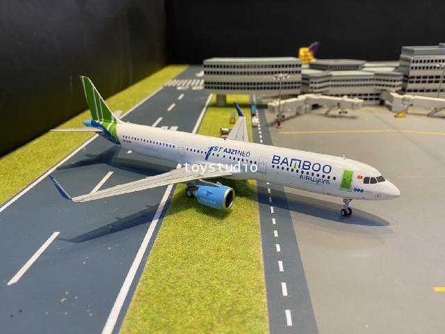 JC Wings 1:200 Bamboo A321NEO 1st VN-A588 XX2296