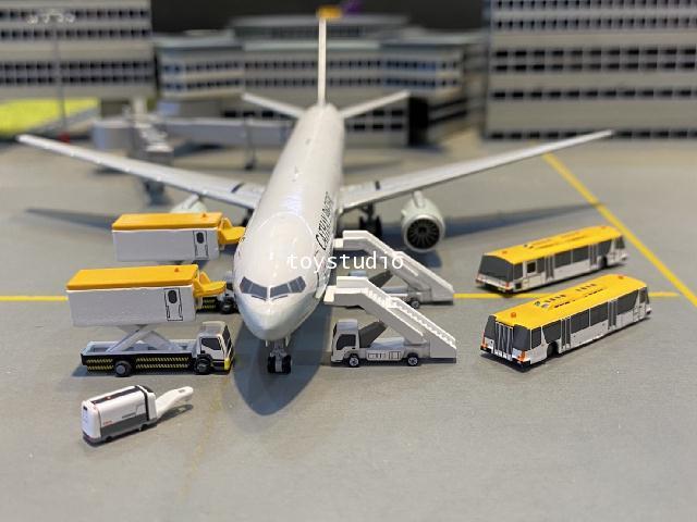 FantasyWings 1:400 Passenger Ground Service Equipmen PS4001
