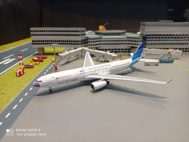 Phoenix 1:400 Garuda A330-300 PK-GHC Mask 4 PH1668 1