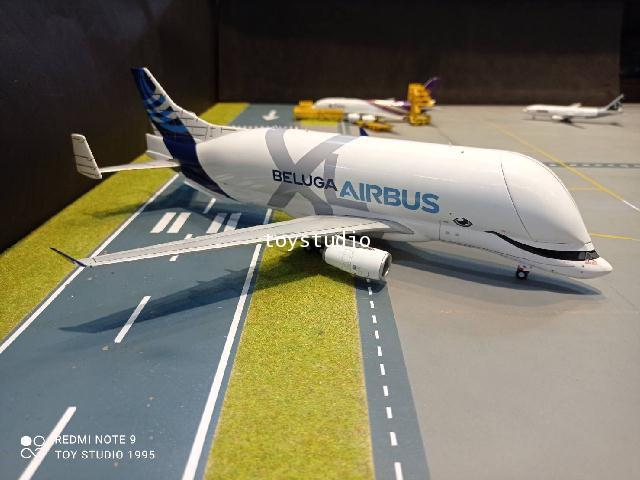 JCWings 1:200 Beluga Airbus A330-743L F-WBXL LH2227