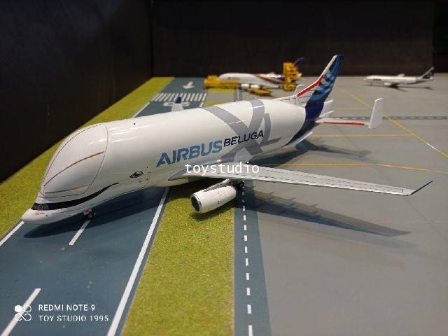 JCWings 1:200 Beluga Airbus A330-743L F-WBXL LH2227 1