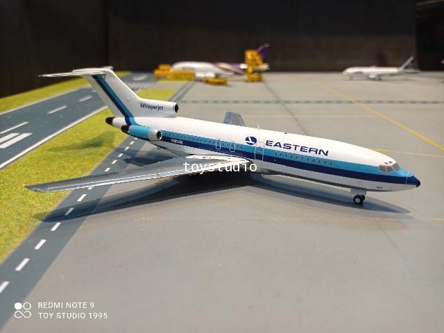 Gemini Jets 1:200 Eastern 727-100 N8164G G2944