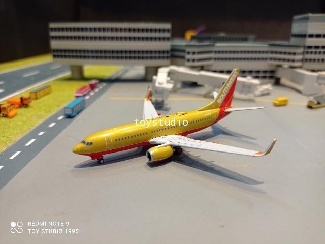 Gemini Jets 1:400 Southwest 737-700(W)N714CB Classic GJ1962 1