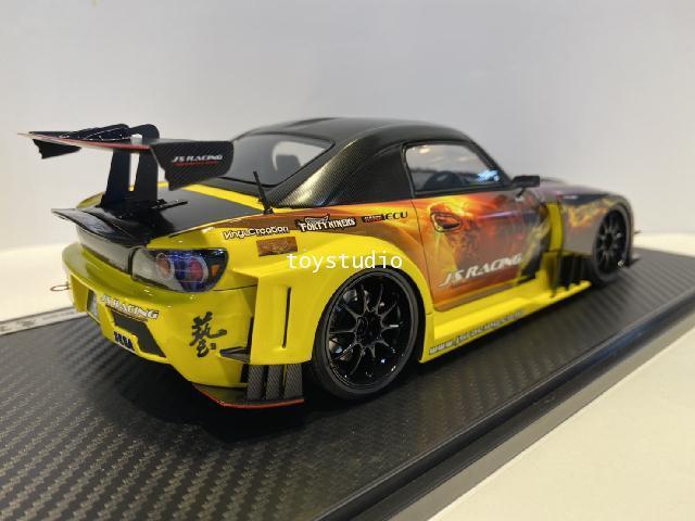 Ignition Model 1:18 JS Racing S2000 (AP1) IG2009 2