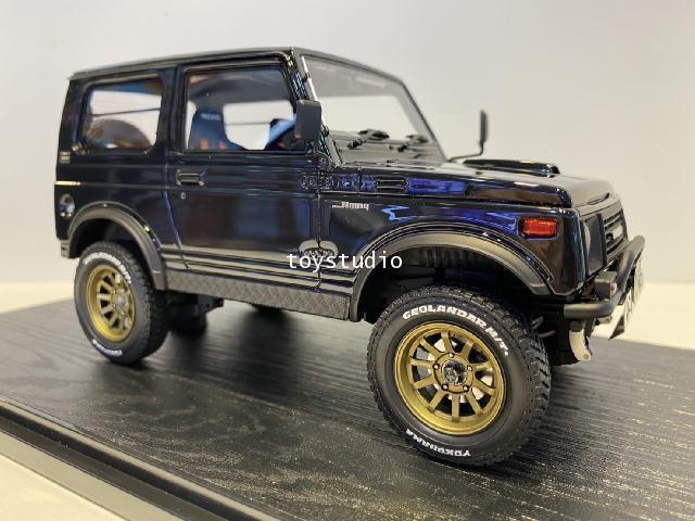 Ignition Model 1:18 Suzuki Jimny (JA11) Blk IG1717