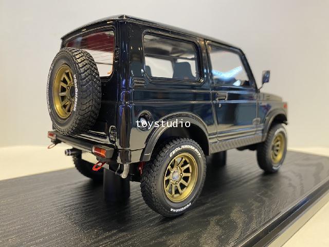 Ignition Model 1:18 Suzuki Jimny (JA11) Blk IG1717 2