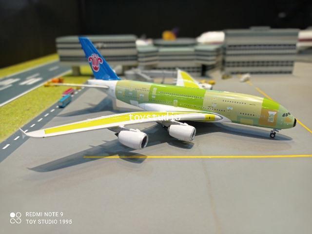 Phoenix 1:400 China Southern A380 F-WWAM PH1671