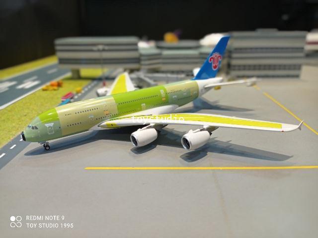 Phoenix 1:400 China Southern A380 F-WWAM PH1671 1