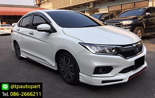 ชุดแต่ง Honda City 2017 2018 MgRR MDP รถซิติ้แต่งสวย รับประกัน 1 ปี