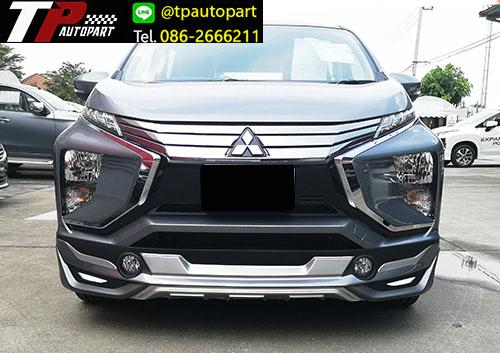 ชุดแต่ง Mitsubishi Xpander เอ็กซ์แพนเดอร์ 2018 Adventure สเกิร์ตรอบคัน 9