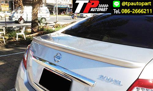 ชุดแต่งสปอยเลอร์ฝาท้ายนิสสันเทียน่า Nissan Teana J32 2009 - 2013