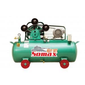 ปั๊มลมโซแม็กซ์ SOMAX ขนาด 5 แรงม้า