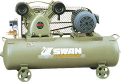 ปั๊มลมสวอน SWAN รุ่น SVP-203-155/380 (3 แรงม้า)