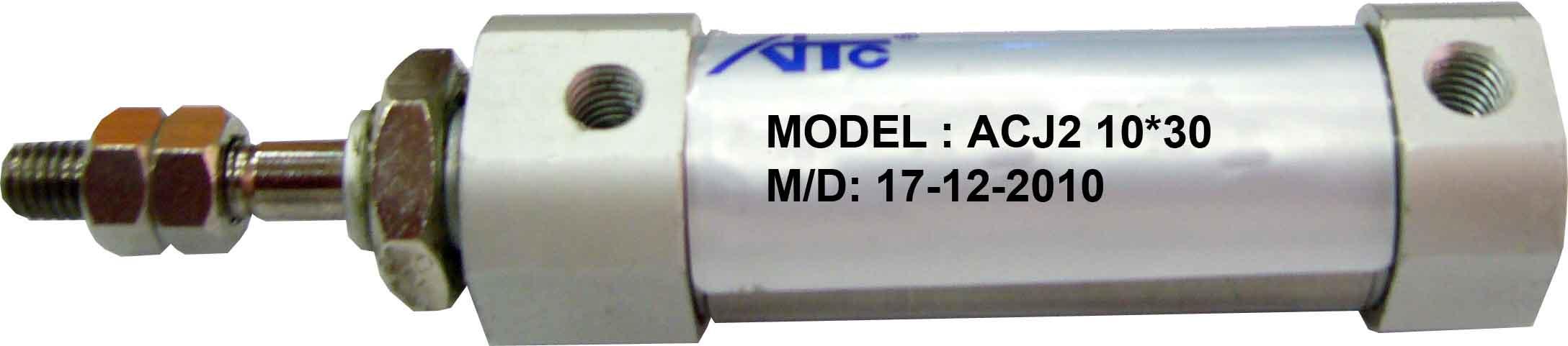 Pen Cylinder (ACJ2 ACDJ2 Series)