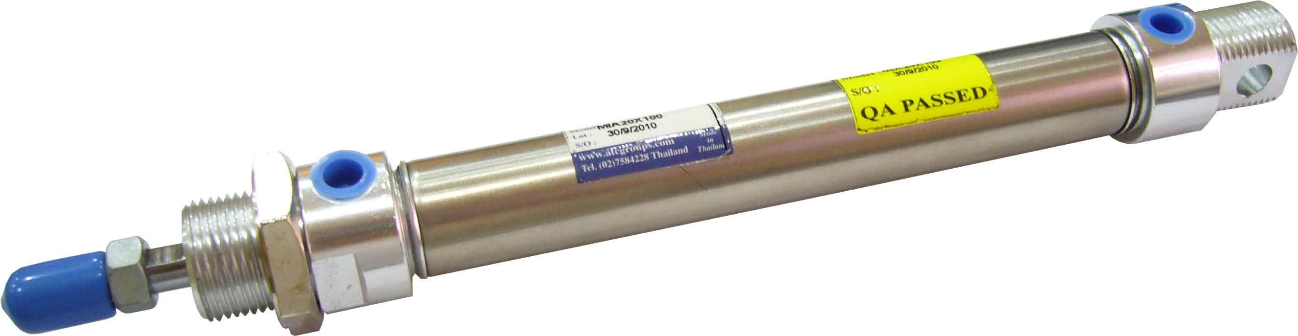 ISO6430 Stainless Steel Slim Cylinder (MIA MIAD MIAJ MIAT Series)