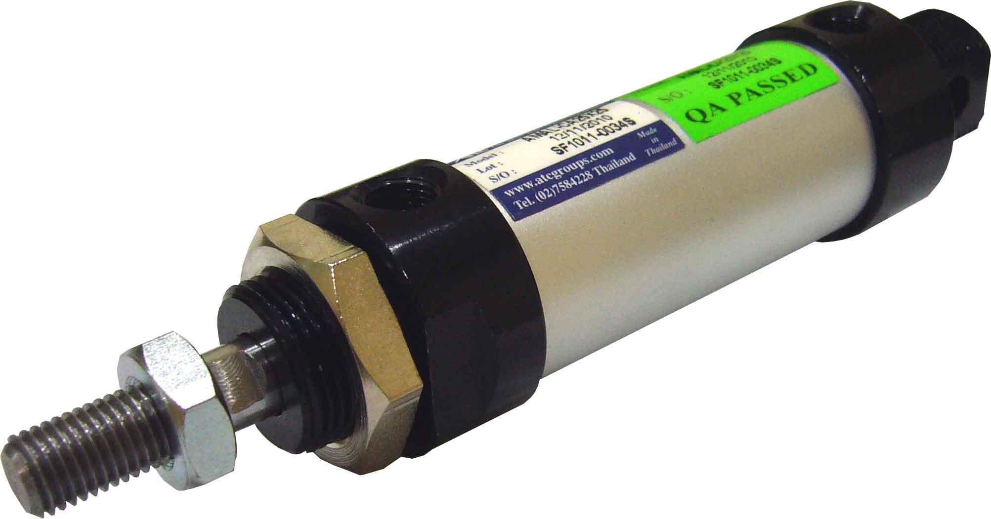 ISO6430 Aluminum Slim Cylinder (MIAL MIALD MIALJ MIALT Series)
