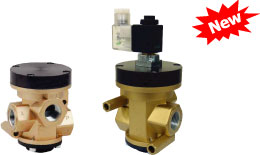 Solenoid  Pilot Actuated Poppet Valve (A3PV A3PA Series)