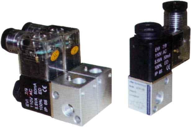 Solenoid Valve (A3V Series)