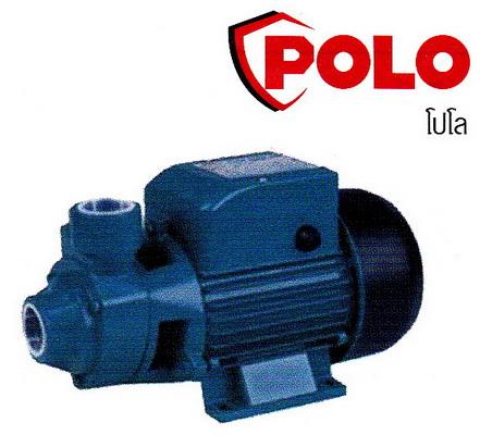 ปั๊มน้ำชนิดใบพัดเฟือง โปโล POLO รุ่น QB60