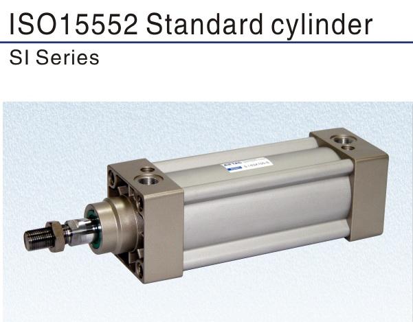 กระบอกลมแอร์แทค Airtac Cylinder SI-32 (ISO 6413)