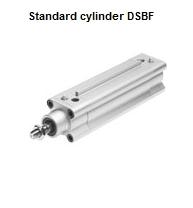 Cylinder Festo กระบอกลมเฟสโต้ Standard DSBF ISO 15552