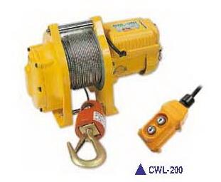 รอกกว้านสลิงไฟฟ้า คัมอัพ Comeup 300 กิโลกรัม รุ่น CWL-301L