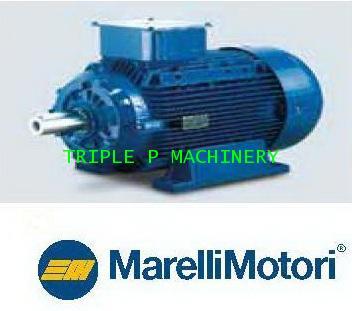 มอเตอร์กันระเบิด Marelli Explosion Proof 0.33 HP รุ่น D5C71A4