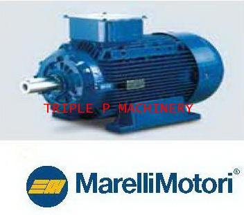 มอเตอร์เมอร์รารี่ Marelli 0.25 HP รุ่น MAA 63A2