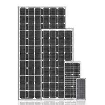 แผงโซล่าเซล แบบ โมโน ซีรี่  Solar Panel MONO Series