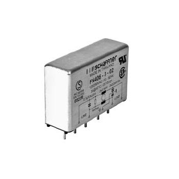 อุปกรณ์สัญญาณรบกวนขนาดเล็ก FN 406 Ultra compact EMC filter