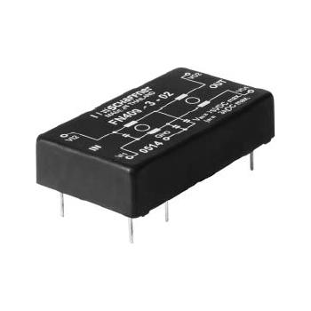 กรองสัญญาณรบกวนในวงจร Schaffer FN 409 75VDC input PCB filter