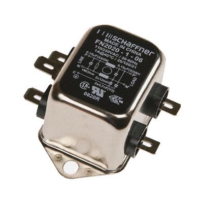 อุปกรณ์กรองสัญญาณรบกวน Schaffner EMC/EMI filters FN 2020