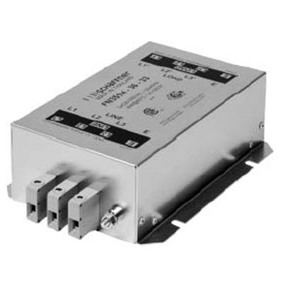อุปกรณ์กรองสัญญาณรบกวนสำหรับไฟฟ้า 3 เฟส Schaffner FN 351