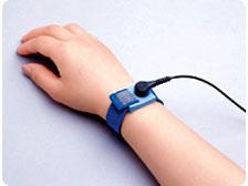 สายรัดข้อมือกันไฟฟ้าสถิตย์ wrist strap