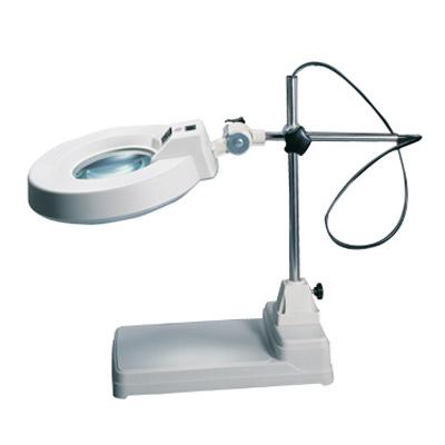 โคมไฟ เลนส์ขยาย Fluorescent Inspection Lamp (Desktop)