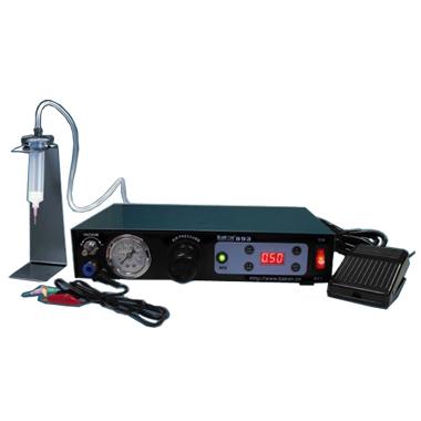 เครื่องหยอดกาวอัตโนมัติ Automatic glue dispensor BK893