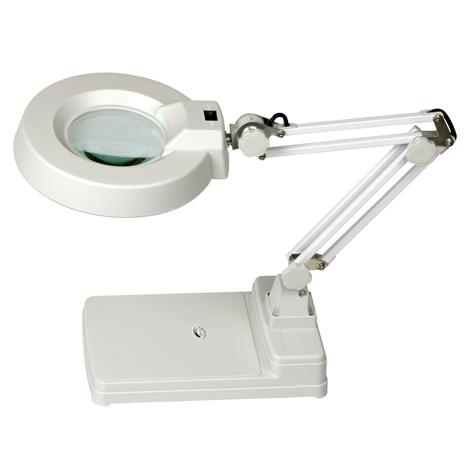 โคมไฟเลนส์ขยาย แบบตั้งโต๊ะ CLAMP DESKTOP 500B