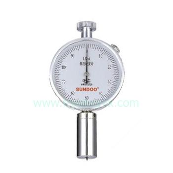 เกจ์ทดสอบความแข็งของยาง Shore Durometer LX-A