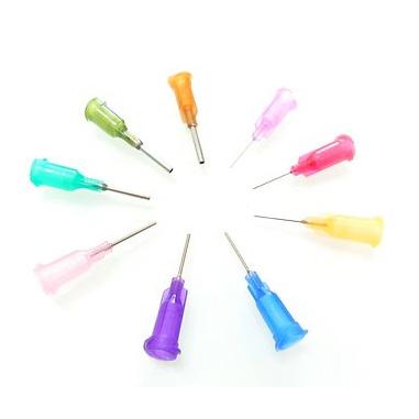 หัวเข็มจ่ายของเหลว หัวเข็มจ่ายกาว Dispensing Needle Tip