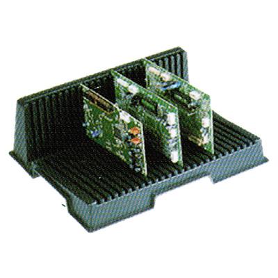 ถาดใส่แผ่น PCB ถาดวางแผ่น PCB กันไฟฟ้าสถิต PCB Rack WT501