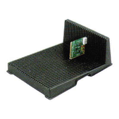 ถาดใส่แผ่น PCB ถาดวางแผ่น PCB กันไฟฟ้าสถิต PCB Rack WT515