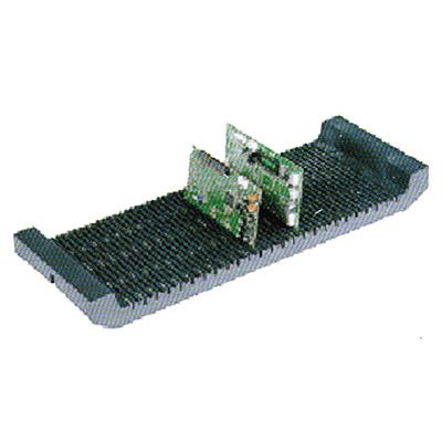 ถาดใส่แผ่น PCB ชั้นวางแผ่น PCB กันไฟฟ้าสถิต PCB Rack WT503