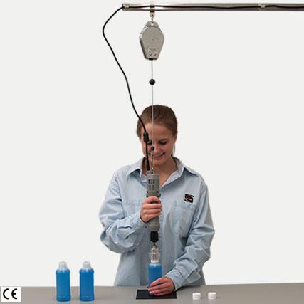 เครื่องปิดฝาขวดระบบไฟฟ้า Electric Bottle Capper รุ่น ES