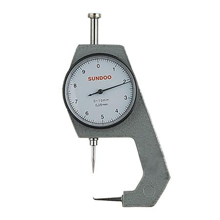 เกจวัดความหนากระจก Glass thickness gauge LP-3710